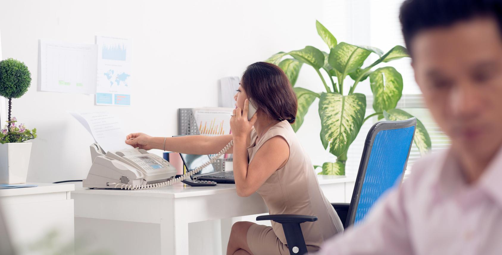 Envoi de Fax mailing